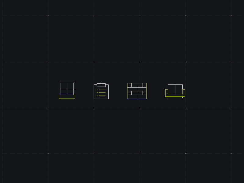 BasePress Icons Dual Color Concept