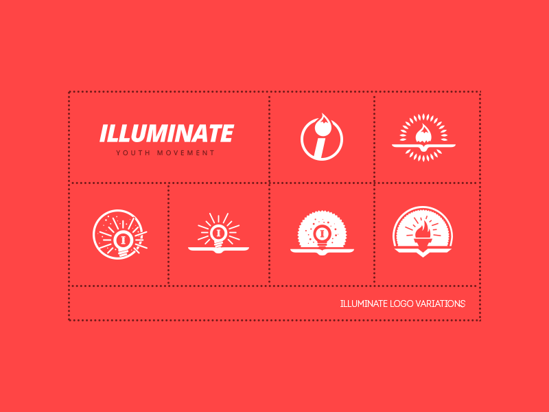 Illuminate Logo Variations