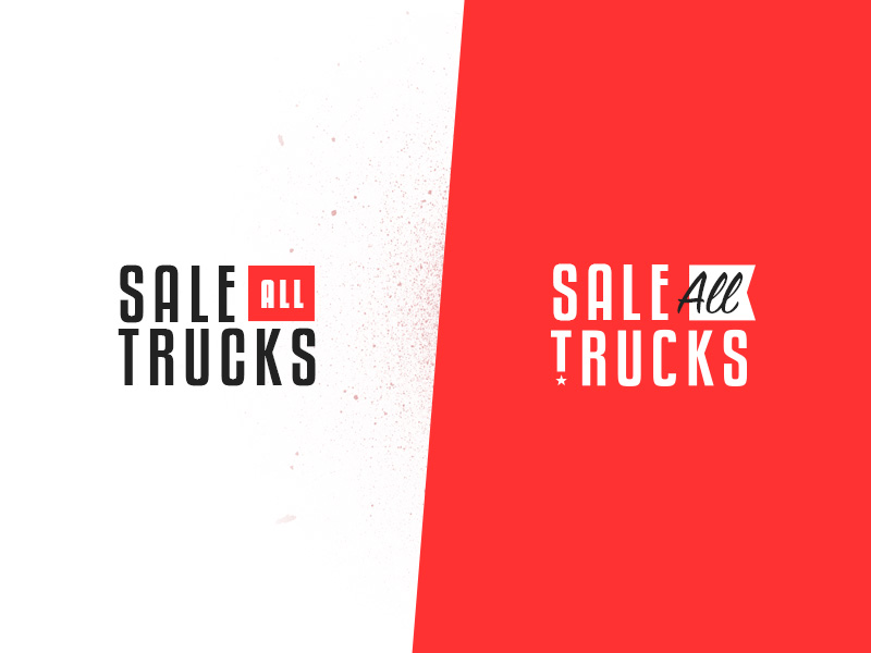Sale All Trucks Logo
